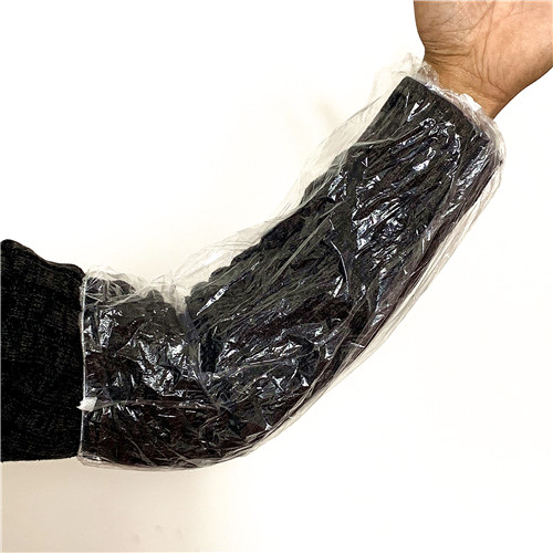 Disposable protective waterproof sleeves