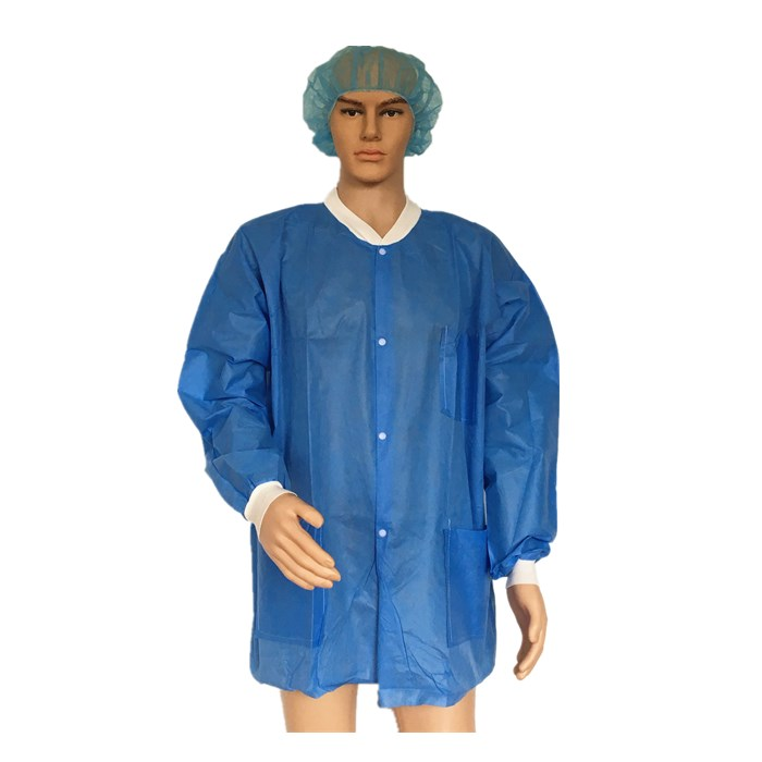 SMS Short Lab Coat