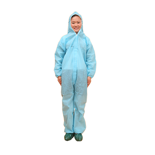 Disposable Nonwoven Coverall