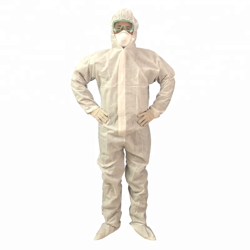 Disposable Protective Coveralls Wholesale