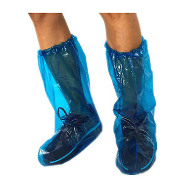Slip On Disposable Waterproof Medical PE Boot Cover