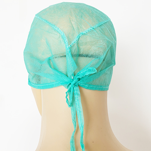 Disposable Medical Doctor Cap With Tie